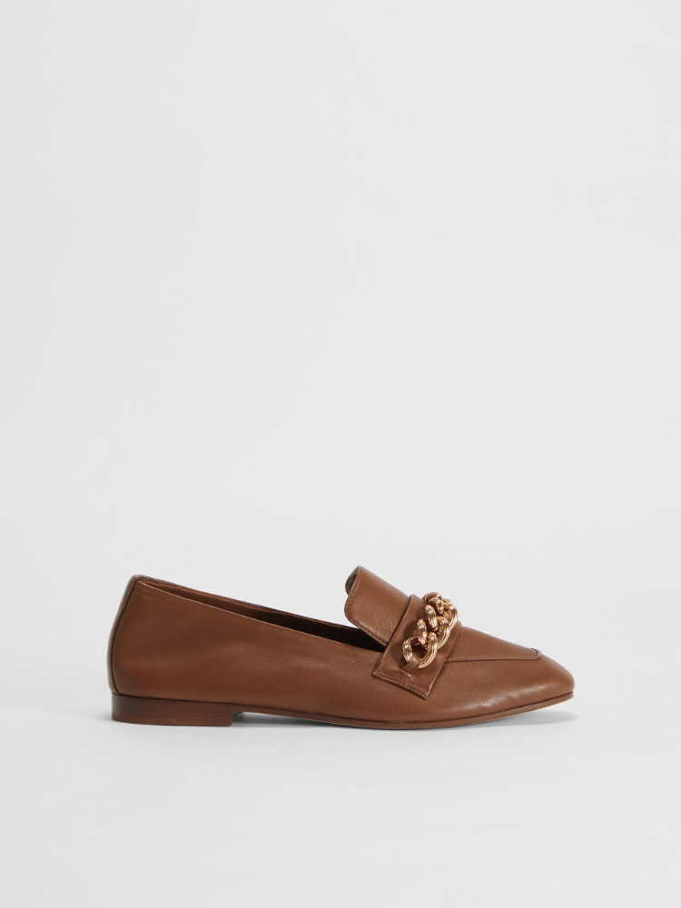 Loafer in nappa