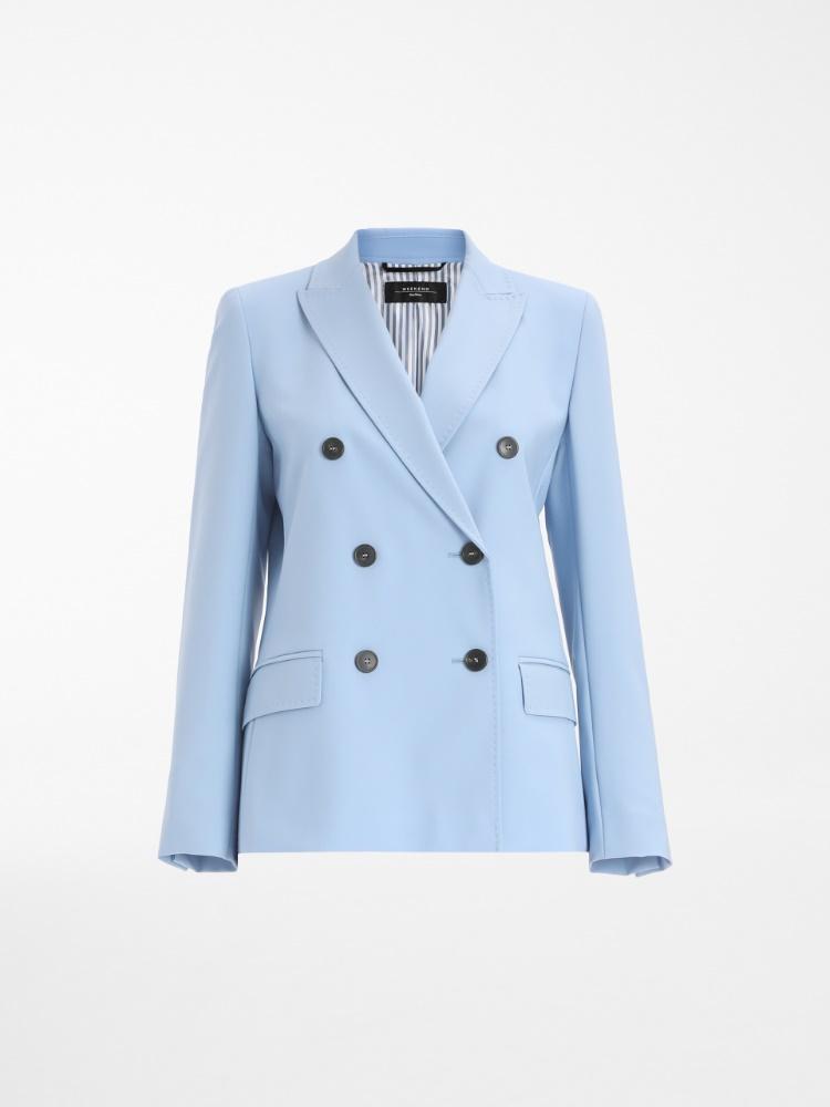 Woollen cloth blazer