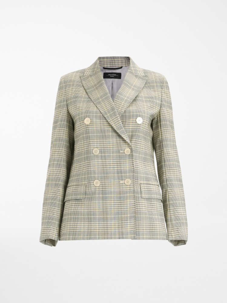 Woollen cloth blazer