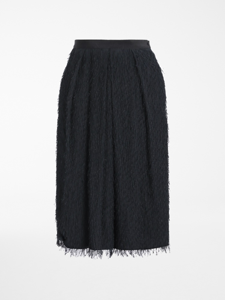 Fil coupé skirt
