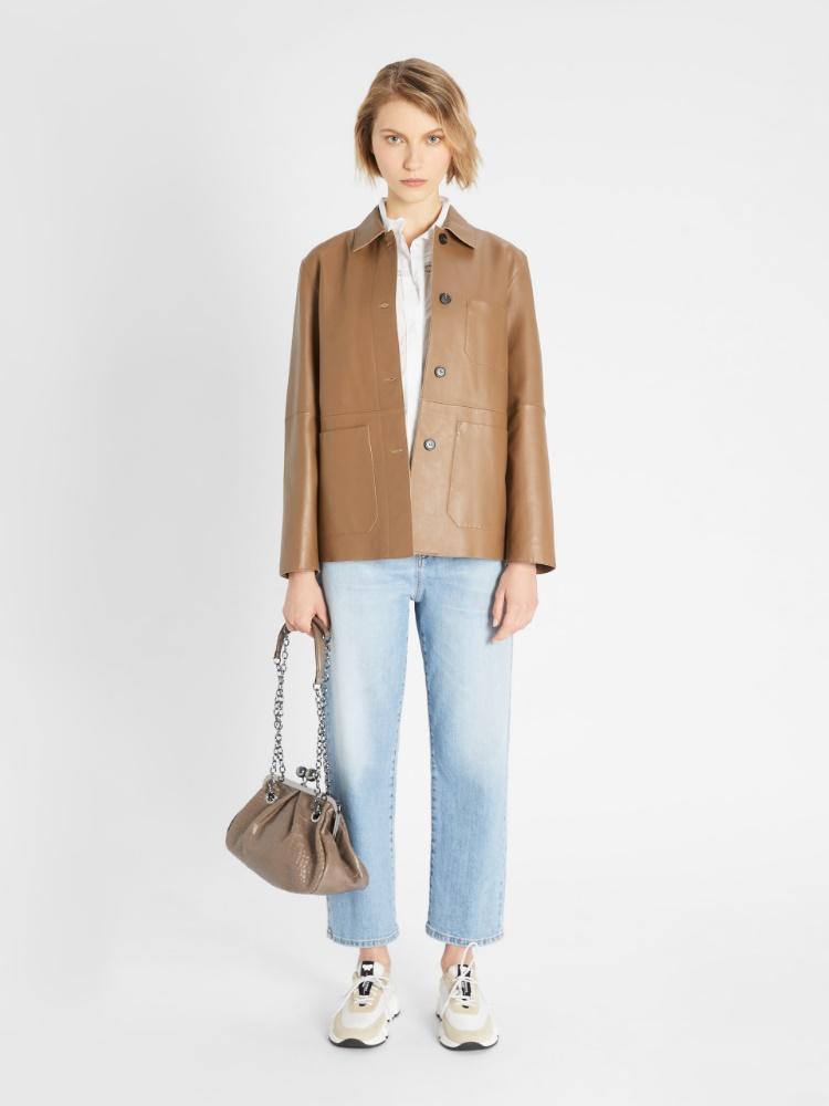 Cotton muslin shirt