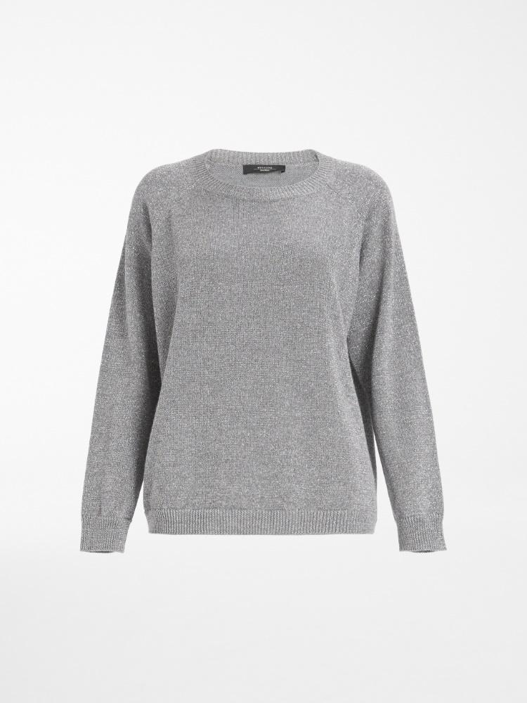 제오 울 혼방 스웨터