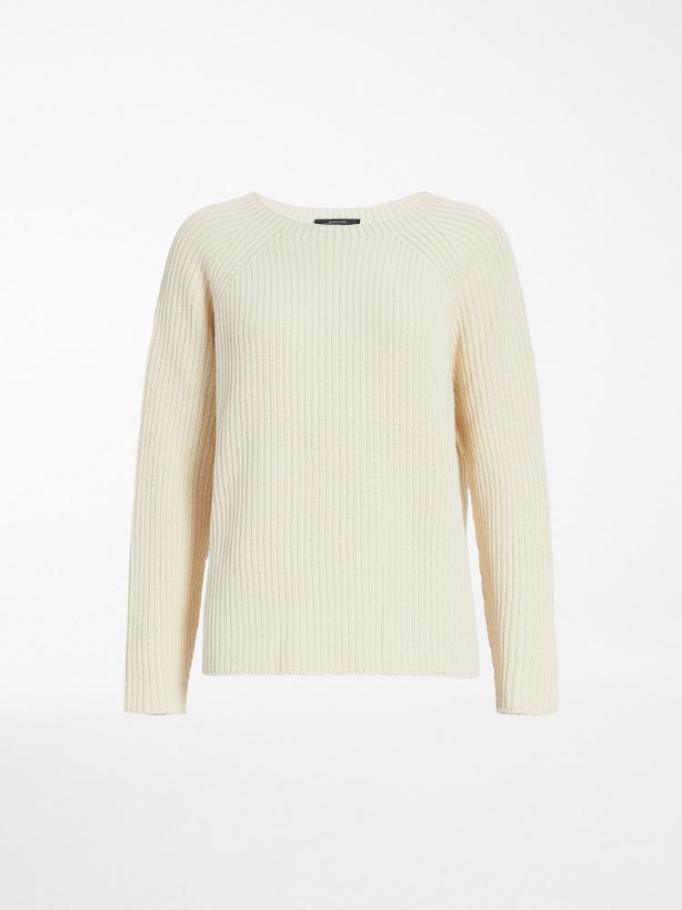 Cotton yarn sweater