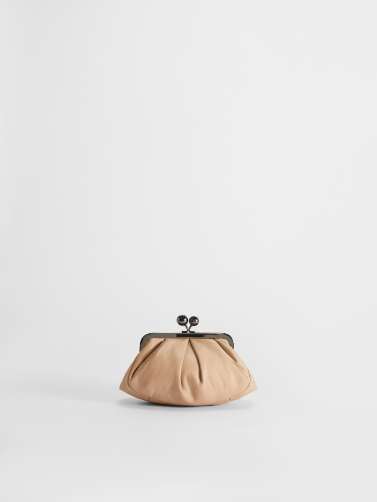 Small nappa leather Pasticcino Bag