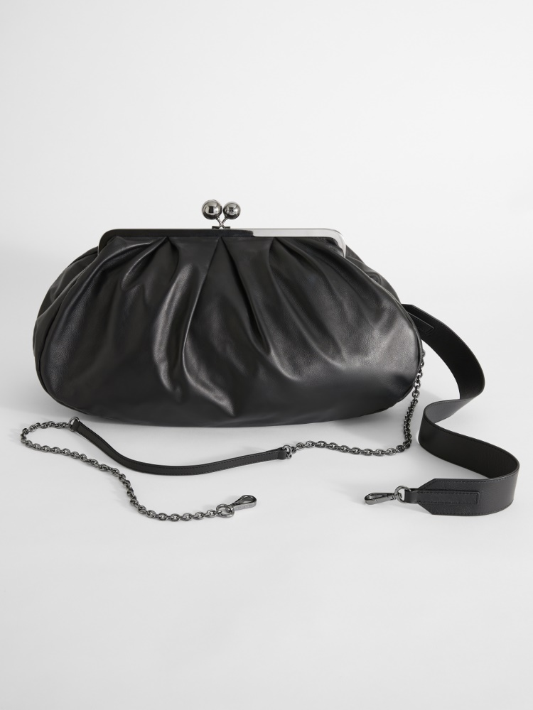 Large plongé nappa Pasticcino Bag