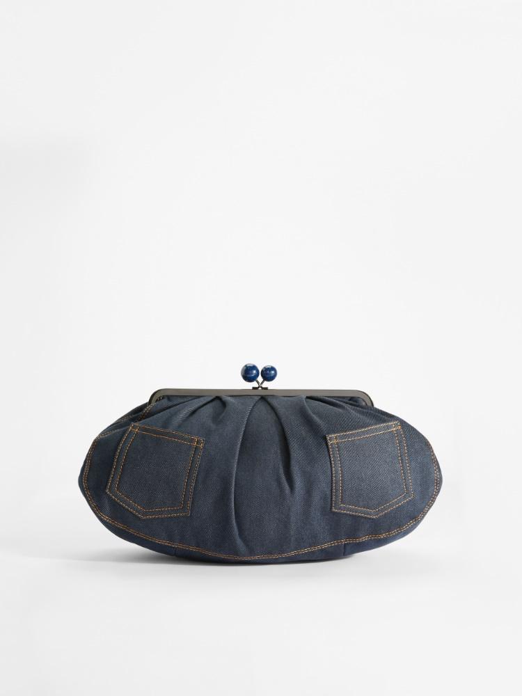 Large wool Pasticcino Bag