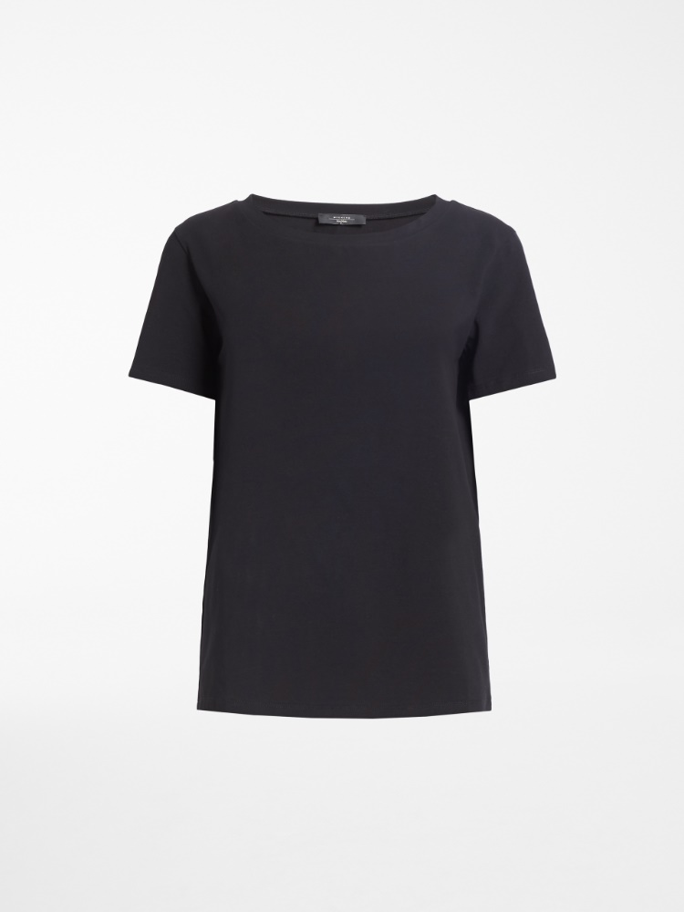 Cotton jersey T-shirt