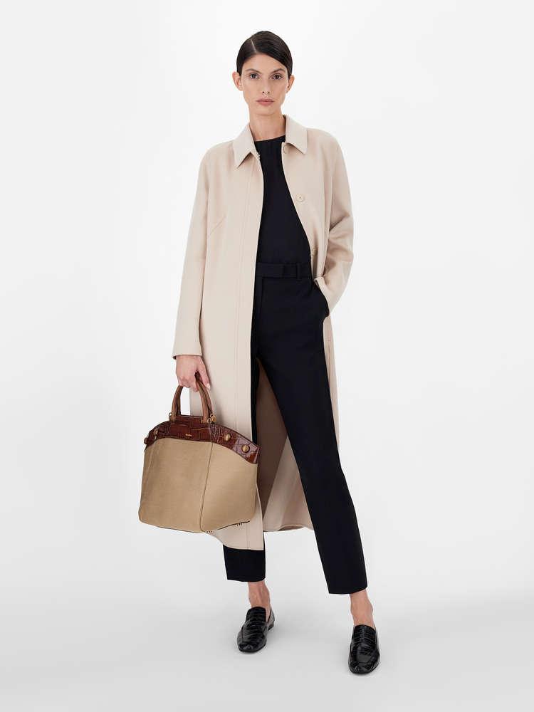 Pure silk Georgette blouse