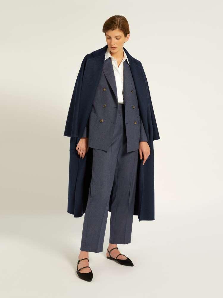 Pantaloni in cachemire