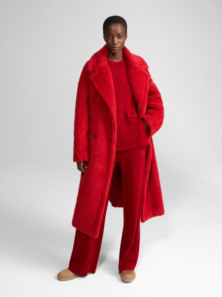 Pantalon en fil de laine