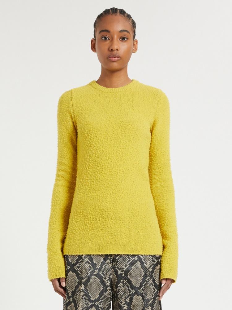 Pullover aus Alpaka-Wollmix