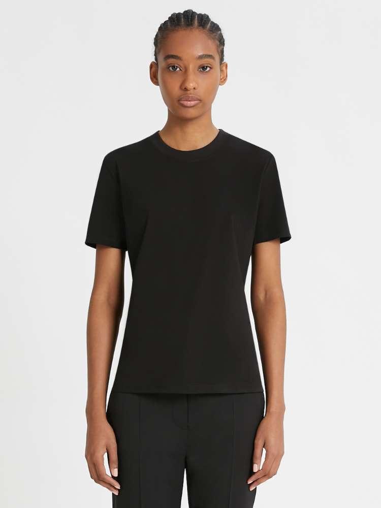 Camiseta de punto elástico