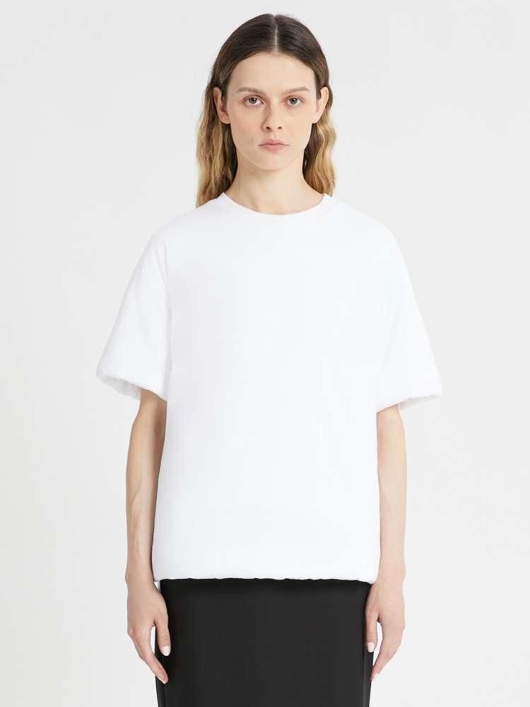 Padded T-shirt
