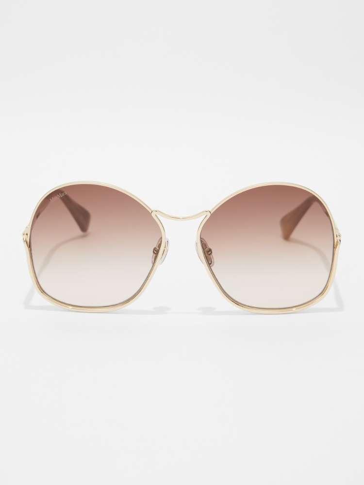Oversized sunglasses