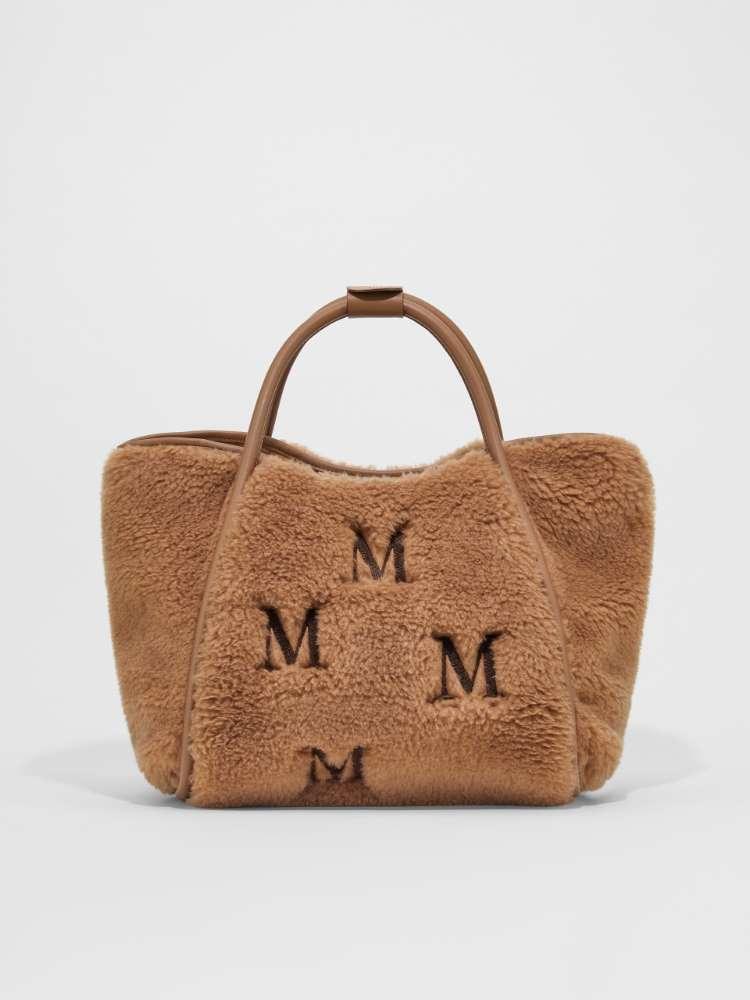 Teddy fabric bag