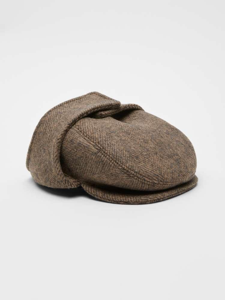 Cappello in lana e alpaca