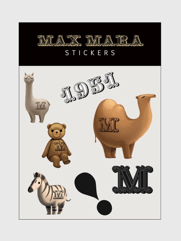 Autocollants Max Mara