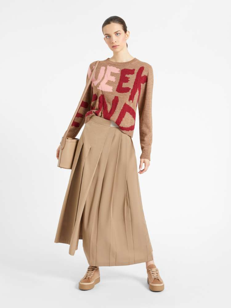 Cottontwill skirt