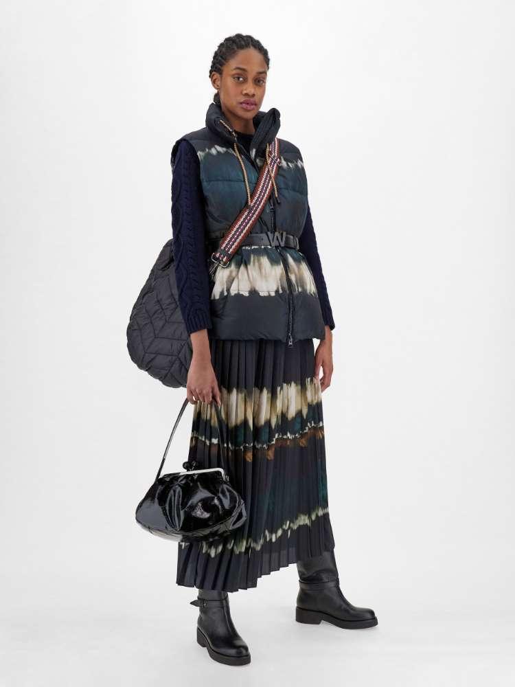 Cardigan en fil de laine