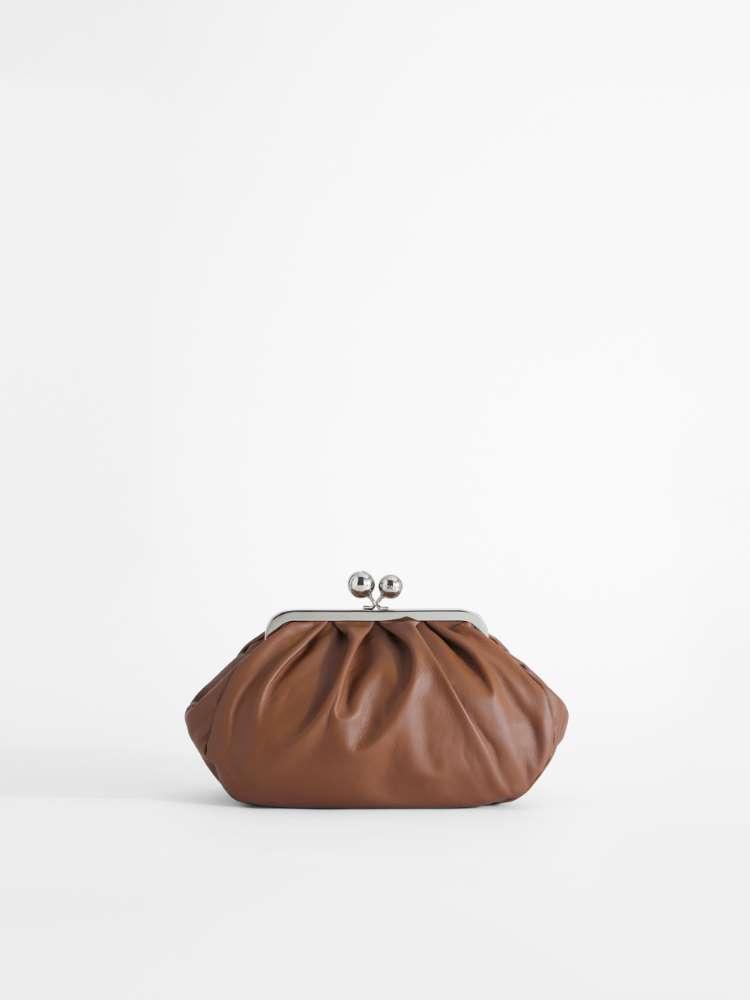 Medium leather Pasticcino Bag