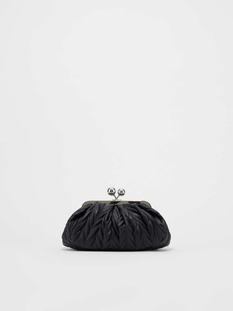 Petit Pasticcino Bag en tissu plissé