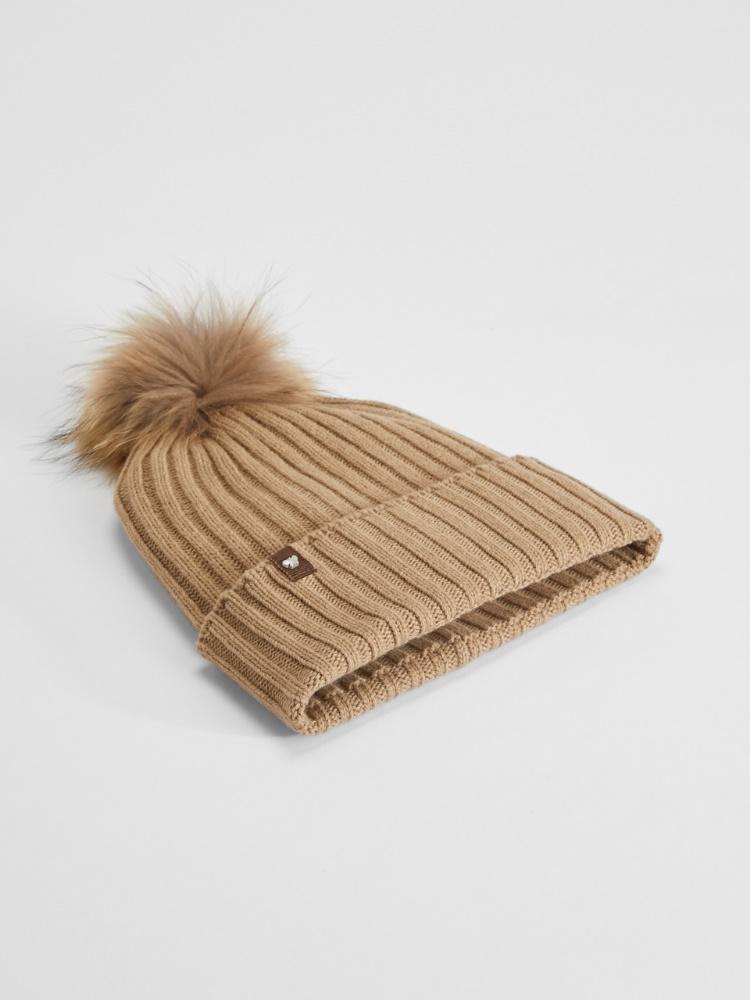 Chapeau en laine mélangée