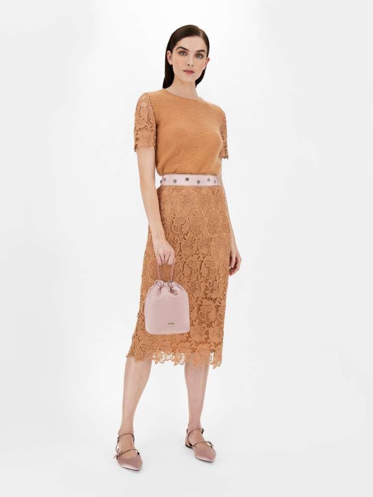 Macramé skirt