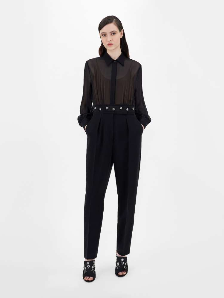 Cady and georgette jumpsuit