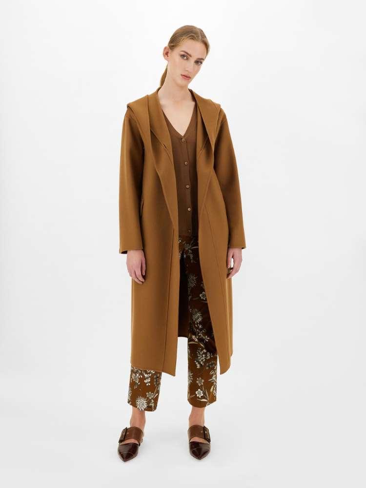 Abrigo de lana