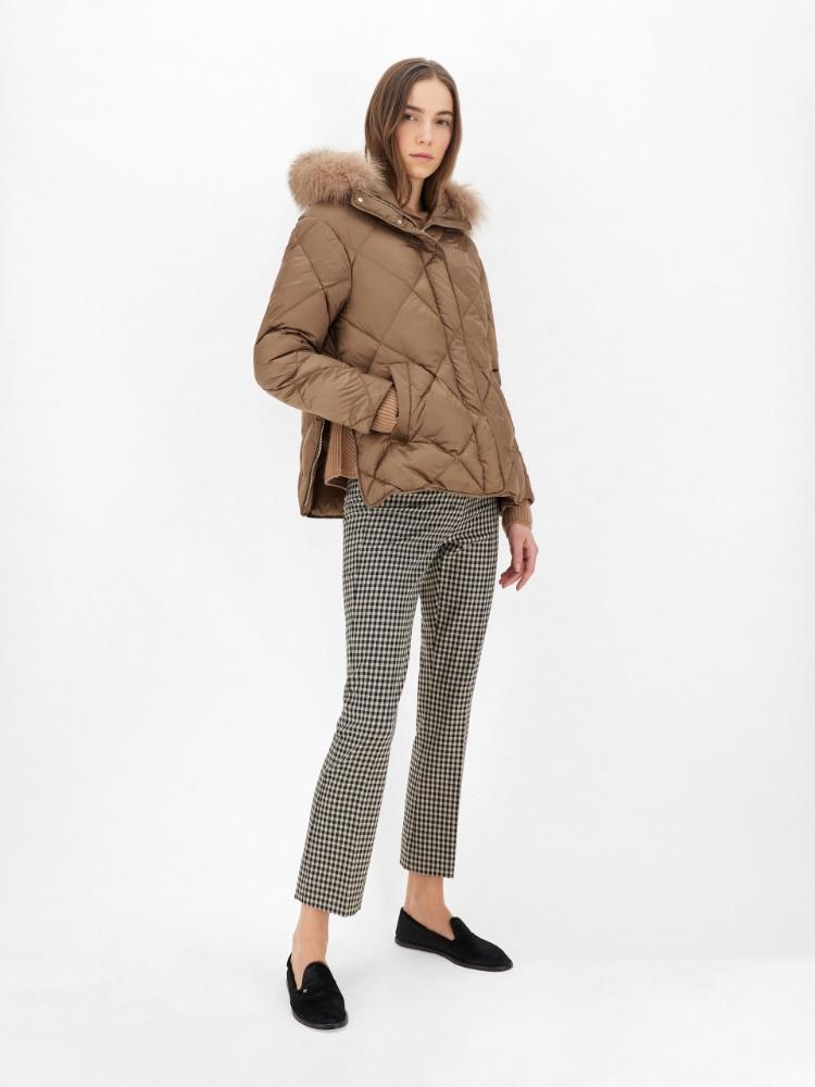 Pantaloni in lana tecnica