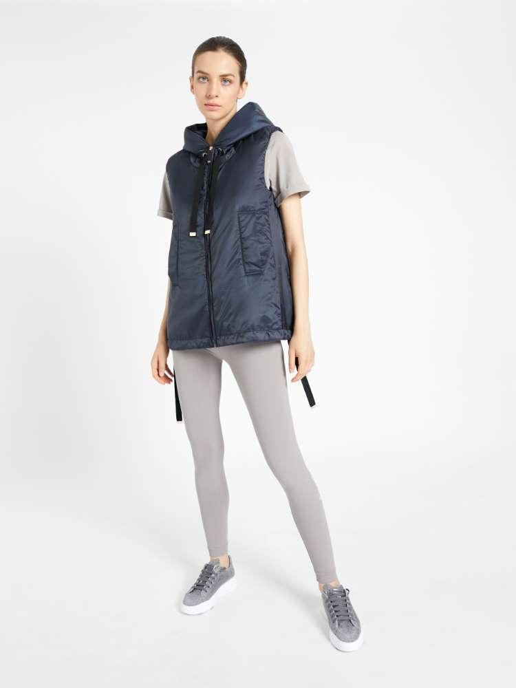 Technical fabric leggings
